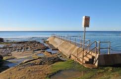 海洋池 免版税库存照片