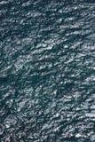 海洋波纹 免版税库存照片