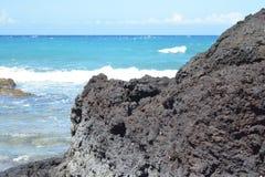 海洋浪潮 免版税库存图片
