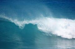 海洋浪花 免版税库存图片