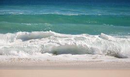 海洋海浪 免版税库存图片