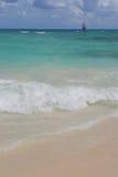 海洋海浪 图库摄影