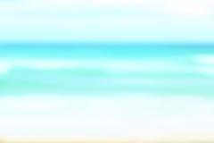 海洋背景纹理 免版税库存照片