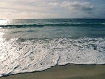 海洋脉冲 库存图片