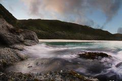 海洋膨胀 免版税图库摄影