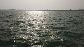海洋-慢动作运动的水  股票录像