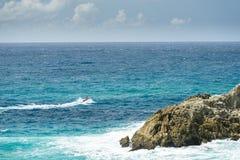 海浪救护设备 免版税库存照片