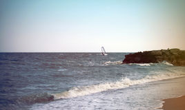 海浪生活方式 库存图片