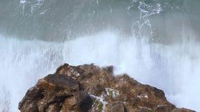 海浪的天线 影视素材