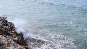 海浪的天线 股票视频