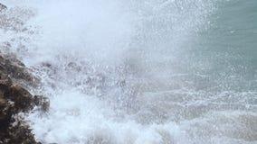 海浪的天线 股票录像