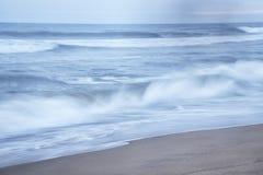 海浪节奏  免版税库存图片