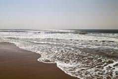 海海浪 免版税库存照片
