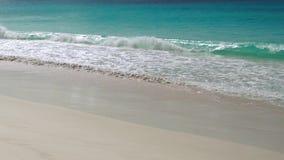 海海滩,塞舌尔 股票录像