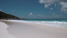 海海滩,塞舌尔 影视素材