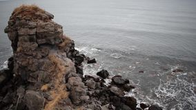 海涛齿垢海峡 影视素材