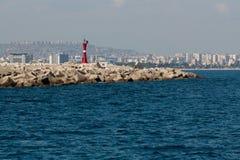 海港 免版税图库摄影