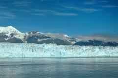 海湾冰川 库存照片