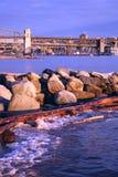 海湾加拿大温哥华 库存照片