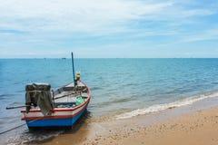 海湾和海 库存图片