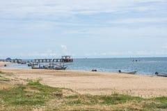 海湾和海 图库摄影