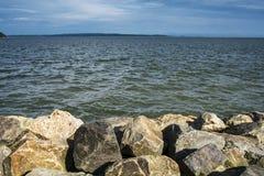 海湾圣保罗 免版税库存图片