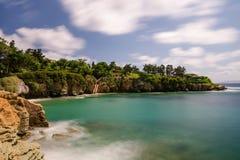海湾在度假 免版税图库摄影