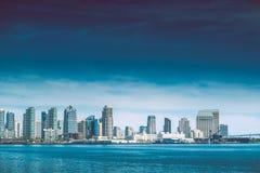 海湾地亚哥圣 免版税库存图片
