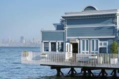 海湾弗朗西斯科・圣sausalito 库存图片