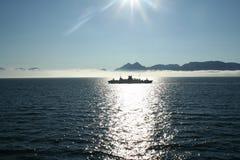 海湾挪威 库存图片