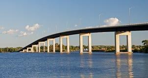 海湾桥梁加拿大quinte 图库摄影
