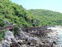 海湾泰国 库存图片