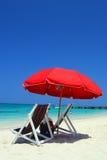 海湾海滩洞牙买加蒙特奇s医生 免版税图库摄影