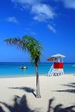 海湾海滩洞牙买加蒙特奇s医生 图库摄影