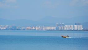海湾萨尼亚 库存照片