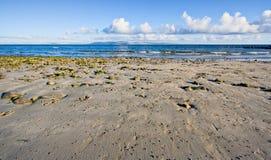 海湾高尔韦 免版税库存图片