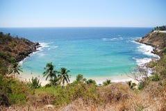 海湾,墨西哥 库存图片