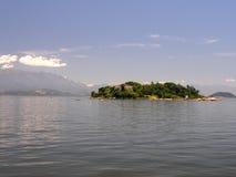 海湾guanbara海岛 免版税库存照片