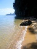 海湾nga phang泰国 免版税图库摄影