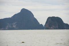 海湾nga phang 库存图片