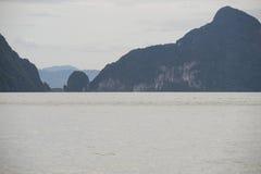 海湾nga phang 免版税库存图片