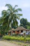 海滨别墅印度尼西亚 免版税库存照片