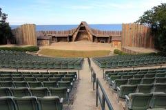 海滨剧院 库存图片