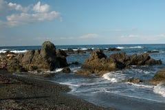 海滨 库存照片