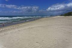 海滩、海滩和海滩 库存照片