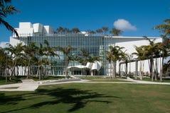 海滩中心fl迈阿密新的世界 免版税库存图片