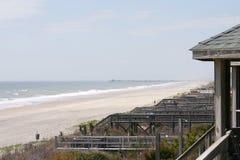 海滩假期 库存照片