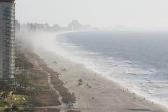 海滩加州桂 图库摄影