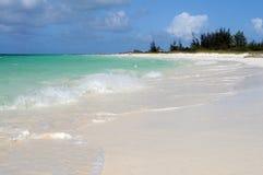 海滩华美热 库存照片