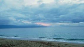 海滩和沙子 免版税库存照片